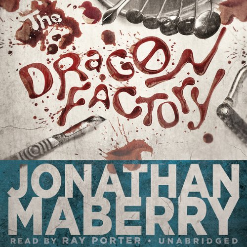 Page de couverture de The Dragon Factory