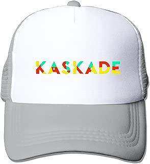 Kaskade 1 Logo Nylon Adult Baseball Cap Mesh Hat