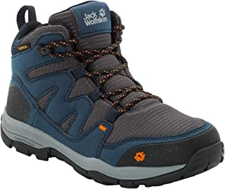 Jack Wolfskin MTN Attack 3 Texapore Mid Kid's Waterproof Hiking Boot