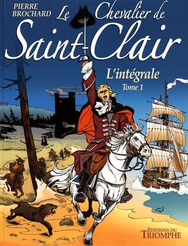 Le chevalier de Saint-Clair : L'intégrale