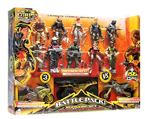 Action Figure Vehicles & Playsets