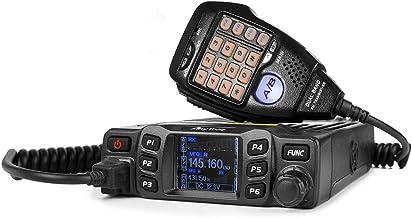 AnyTone AT-778UV Mini Dual Band Mobile Radio UHF/VHF Radio Transceiver Compact Car Radio