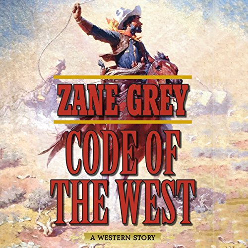 Code of the West audiobook cover art