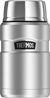 THERMOS 膳魔师 King不锈钢食品罐,约0.7升