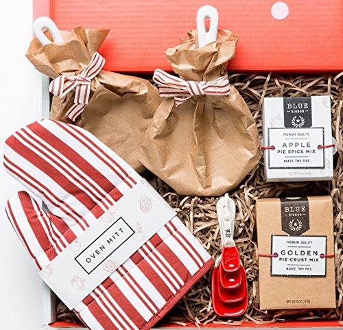Gourmet Apple Pie Baking Kit Gift Box