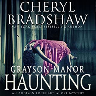 Grayson Manor Haunting cover art