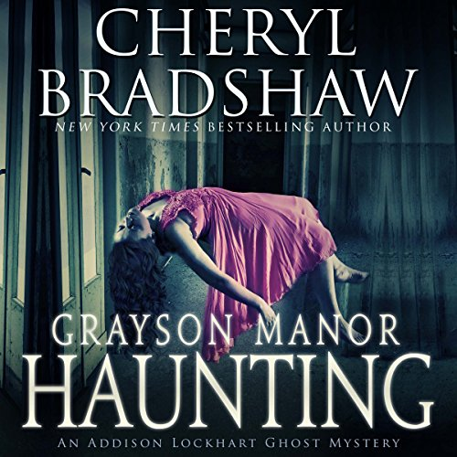Grayson Manor Haunting audiobook cover art