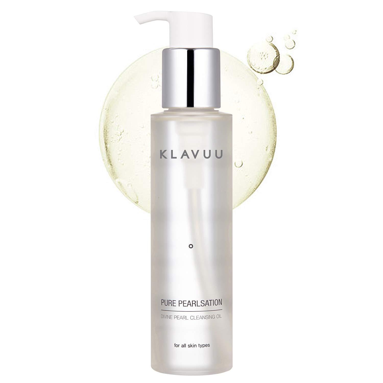 Portland Mall KLAVUU Pure Pearlsation Divine Pearl Oil 150ml Cleansing fl supreme 5.1