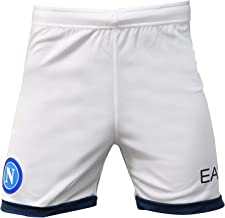 SSC Napoli Season 21/22 Shorts Gara wit/blauw Man XXL