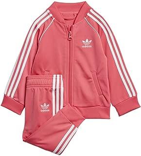 AdidasToddlers' Originals Superstar Track Suit Real Pink/White ed7670