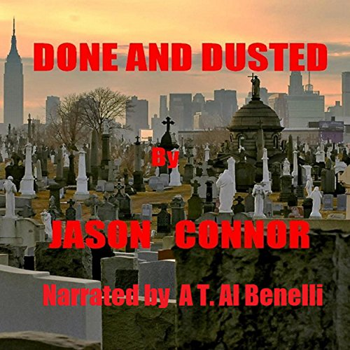 Done and Dusted audiobook cover art