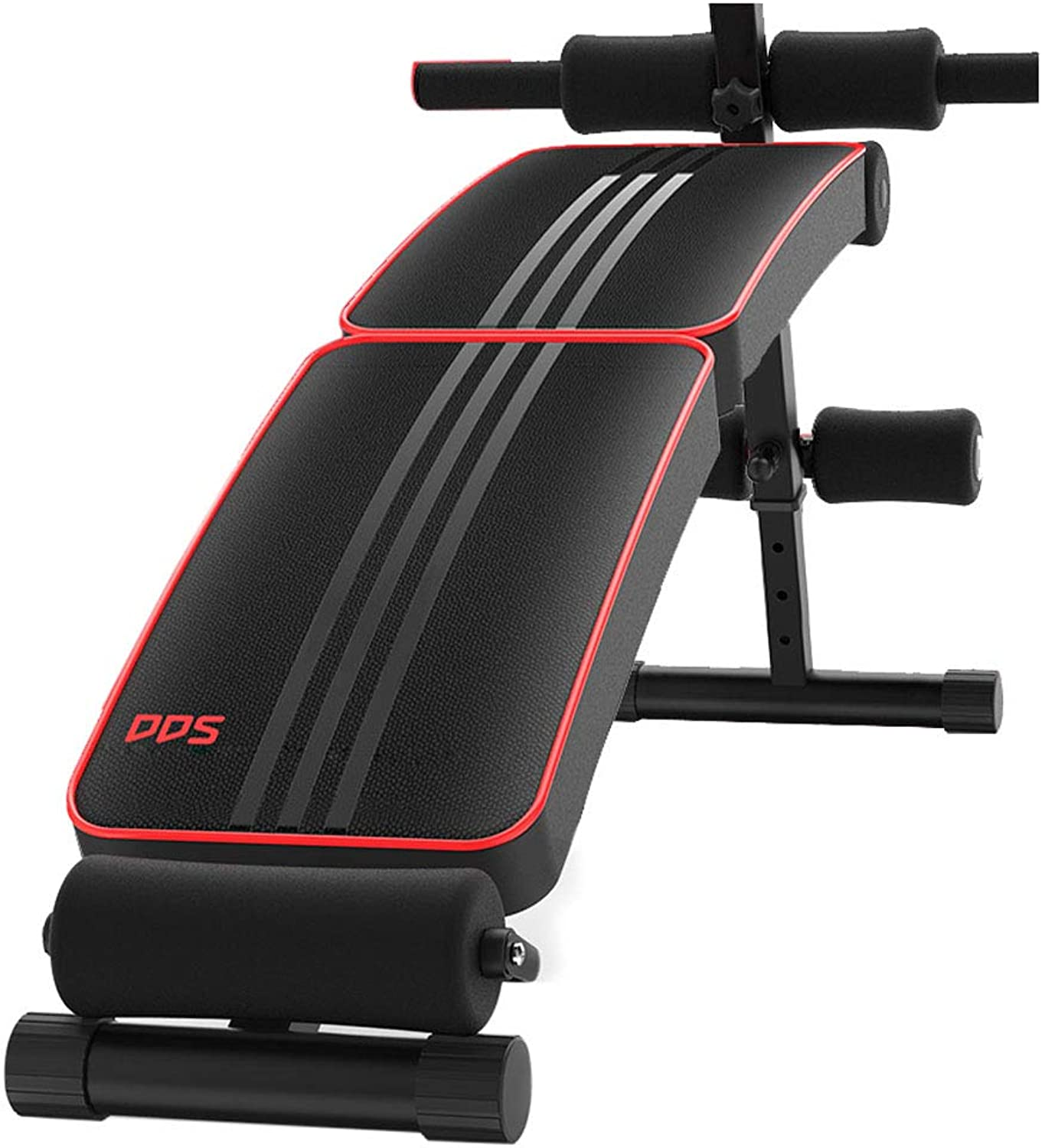Mesurn MultiFunction Folding Supine Board, Solid Steel Material, SweatProof and Breathable, Home Professional Abdominal Device, SitUps Fitness Equipment