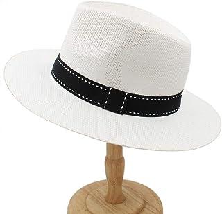 d54a68ee06360 2019 Chapeau de Soleil de la Personnalité, Summer Sea Sun Hat Hommes Casual  Vacances Panama
