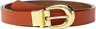 Newbury Saffiano Leather Belt