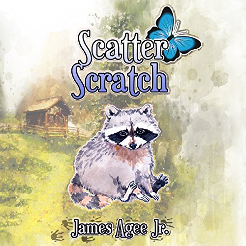 Scatter Scratch audiobook cover art