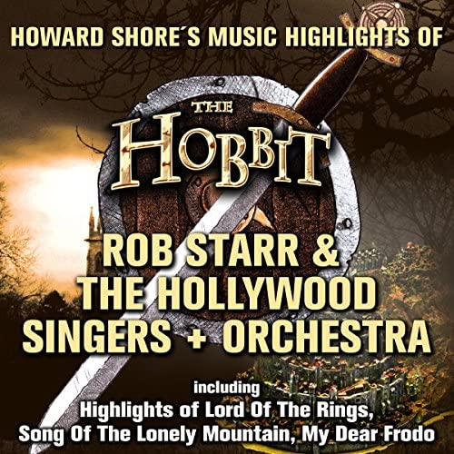 Rob Starr & The Hollywood Singers + Orchestra