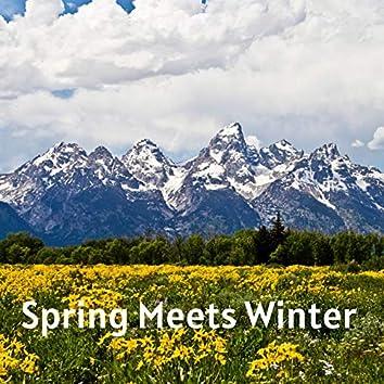 Spring Meets Winter