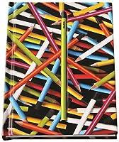 MoMA カラフルペンシル 無地ノートブック