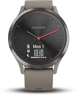 GARMIN(ガーミン) vivomoveHR  Sport Black Sandstone スマートウォッチ 活動量計 防水 【日本正規品】