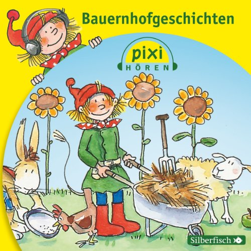 Bauernhofgeschichten (Pixi Hören) Titelbild