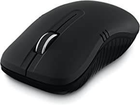 Verbatim Wireless Notebook Optical Mouse, Commuter Series – Matte Black