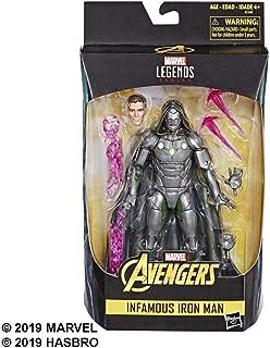 Marvel Legends Avengers Infamous Iron Man