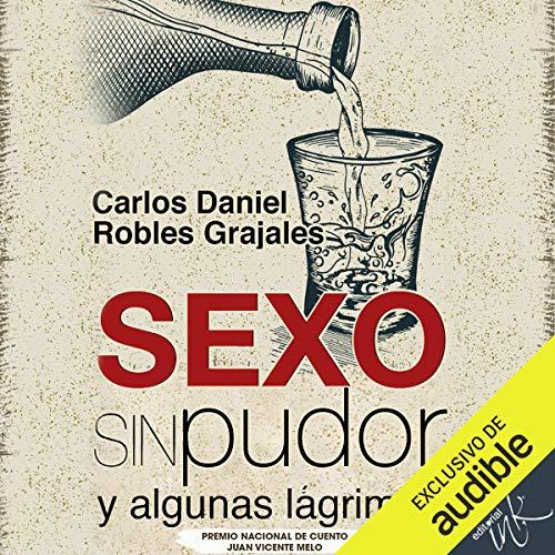 Diseño de la portada del título Sexo sin pudor