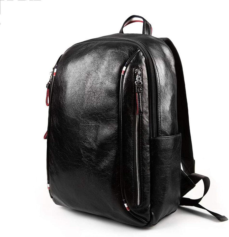 Jcnfa-Rucksack Rucksack Mnner Groe Kapazitt Reisen Rucksack Student Tasche Mode-Trend Casual Korean Computer Tasche