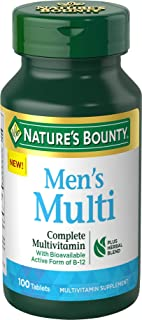 Best nature's bounty for men Reviews