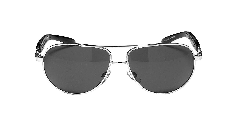 トゥルーカラーサングラス【フライングエース】 視界はクリアなのに紫外線を防いでくれます。