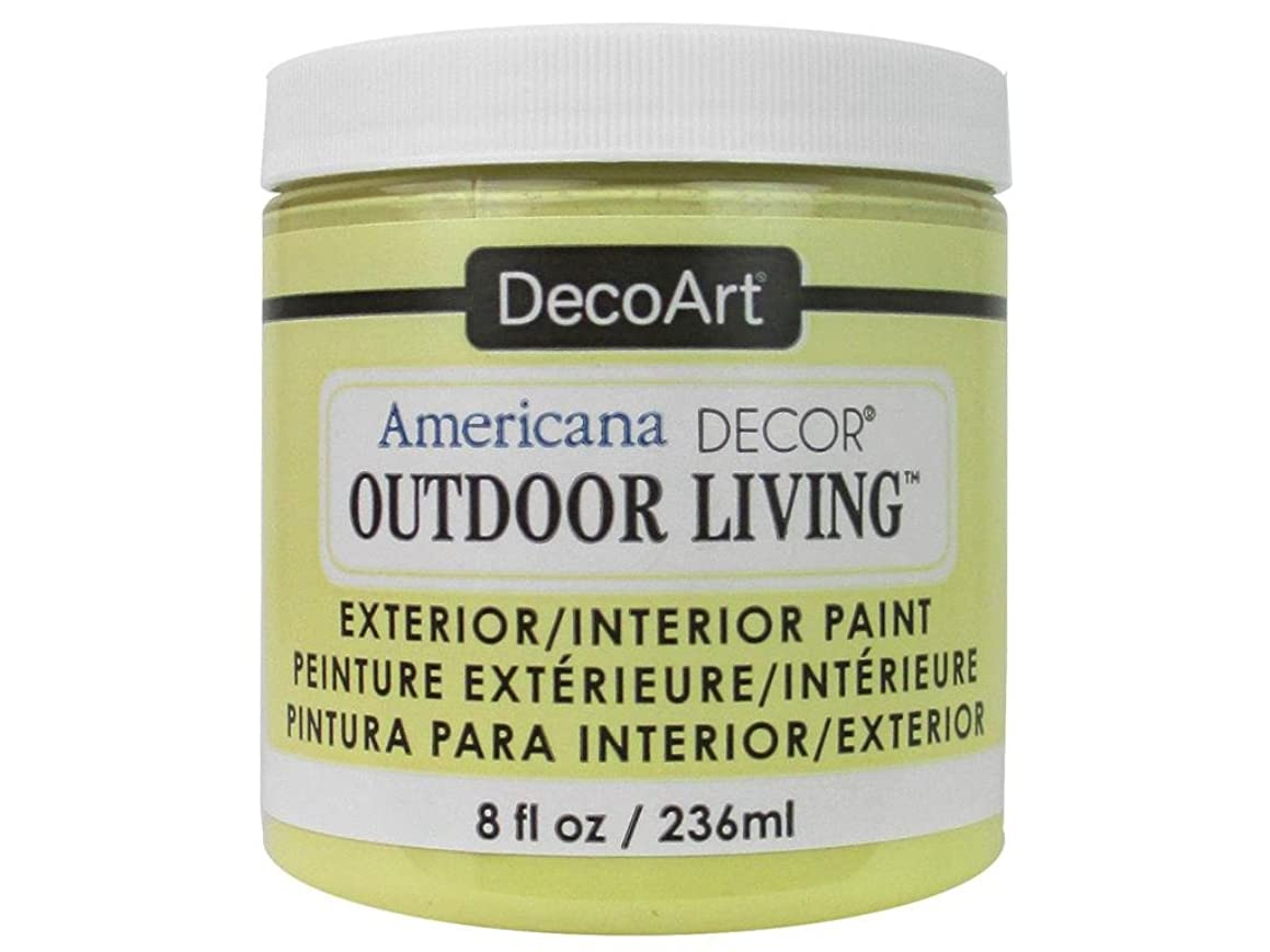DecoArt Americana Outdoor Living 8oz Lemonade