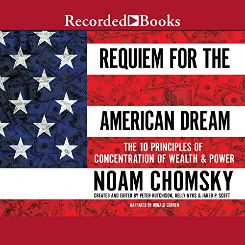 Requiem for the American Dream audiobook cover art