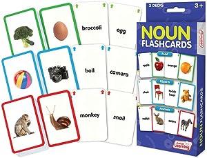 Junior Learning JL214 Noun Flashcards