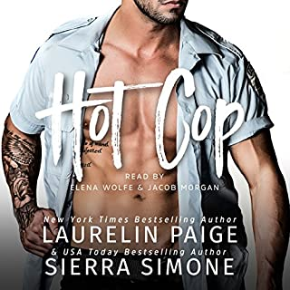 Hot Cop audiobook cover art