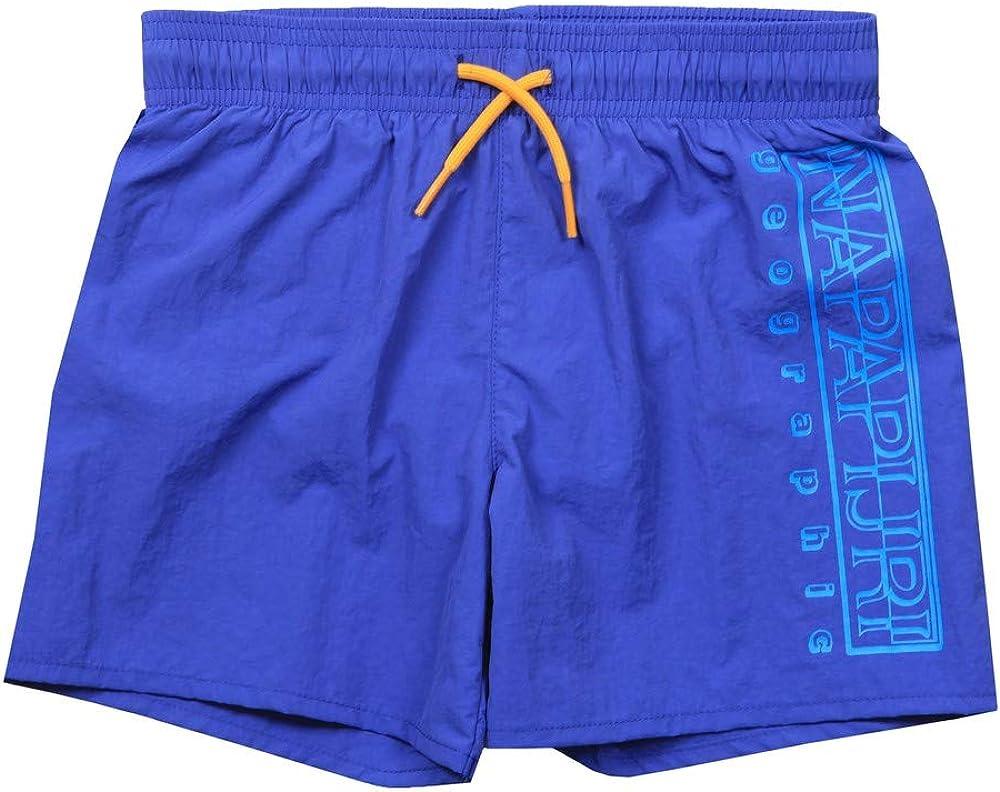 Napapijri k voli,costume a pantaloncini da bagno per bambino,dai 4 ai 10 anni,100% poliammide NP0A4E4F