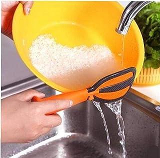 PiniceCore Cucina Verticale Girevole Frullino Antiaderente Rice Spoon Economiche Strumenti di Cucina Ramdom Colore