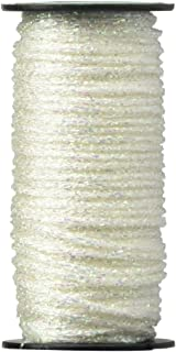 Kreinik No.16 10m Metallic Braid Trim, Medium, Pearl