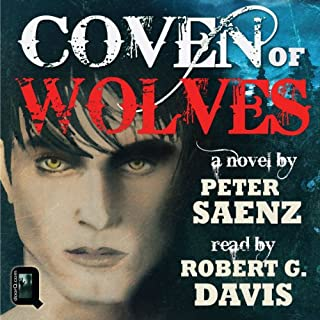 Coven of Wolves audiobook cover art