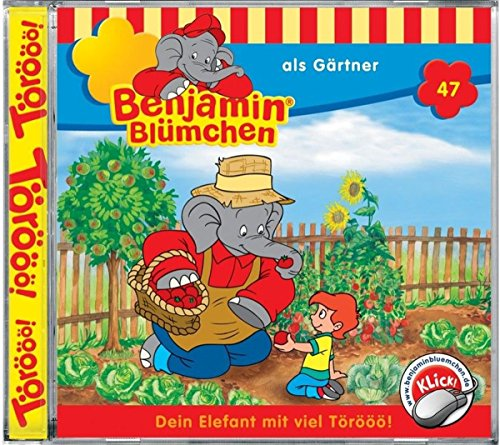 Folge 47: Benjamin als Gärtner
