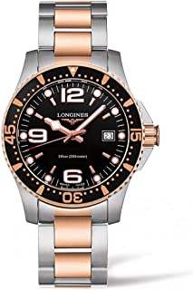 HYDROCONQUEST 41MM Stainless Steel/PVD Diving Watch L37403587
