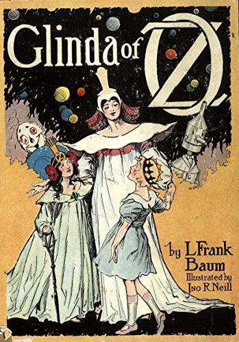 Glinda of Oz: (non illustrated) (English Edition)