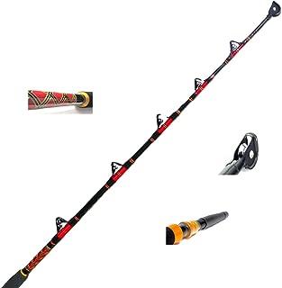 OKIAYA COMPOSIT 80-130LB The BOSSHOSS Saltwater Big Game Roller Rod