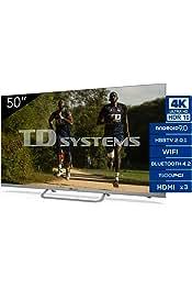 Amazon.es: TD Systems - Televisores / TV, vídeo y home cinema: Electrónica