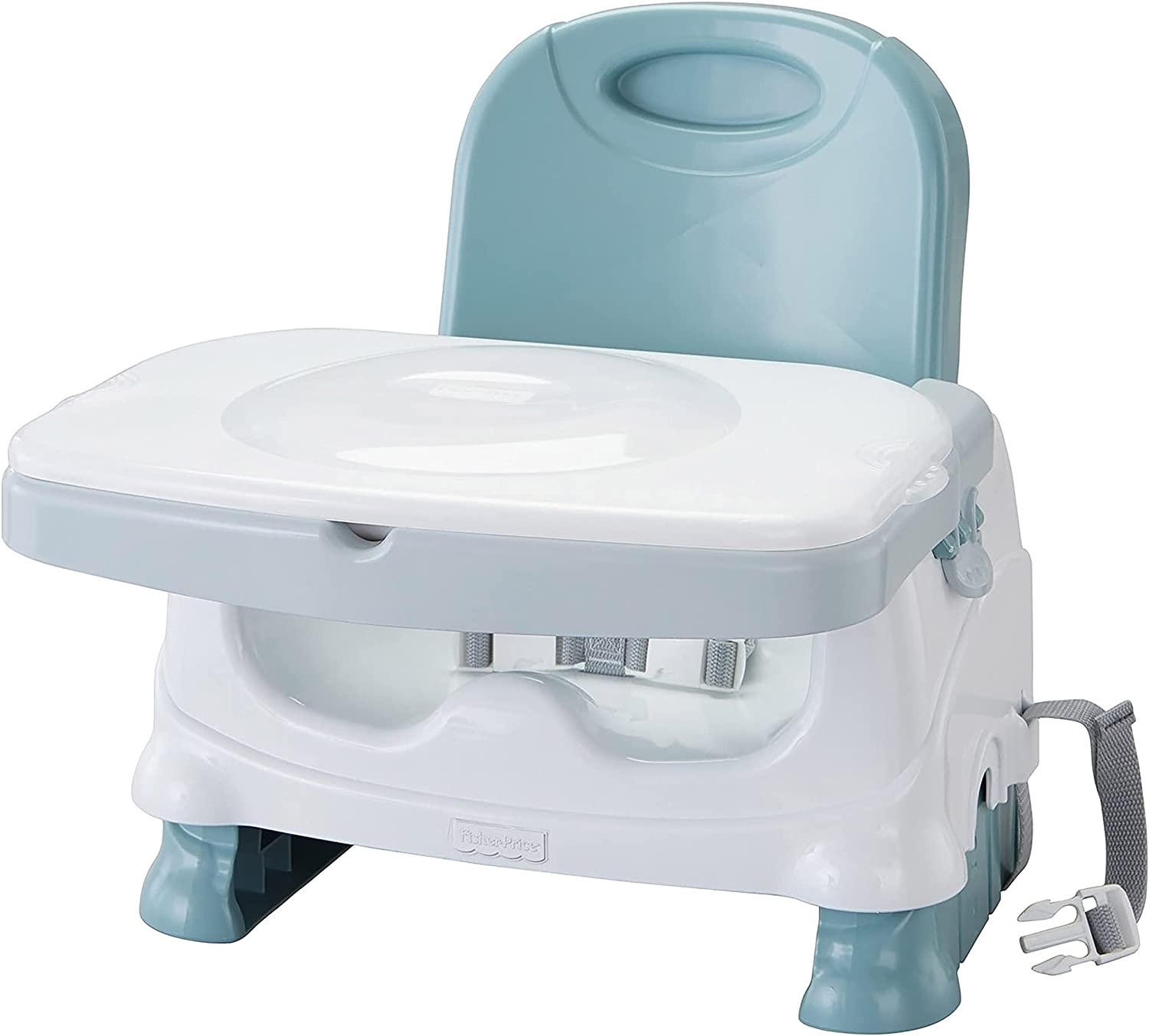 half Fisher-Price Healthy Care 2021 spring and summer new Booster Deluxe Seat