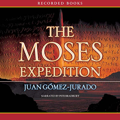 The Moses Expedition audiobook cover art
