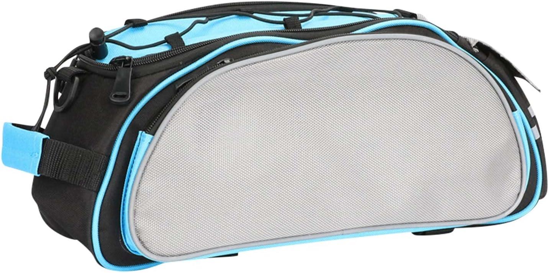 Bike Rack Spasm price Bag Water Resistant Bicycle T Pannier Cargo Seat Rear Cheap