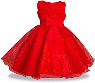 Surprise S 1-14 Yrs Teenage Girls Dress Wedding Party Princess Christmas Dress for Girl Party Kids Cotton Party Girls