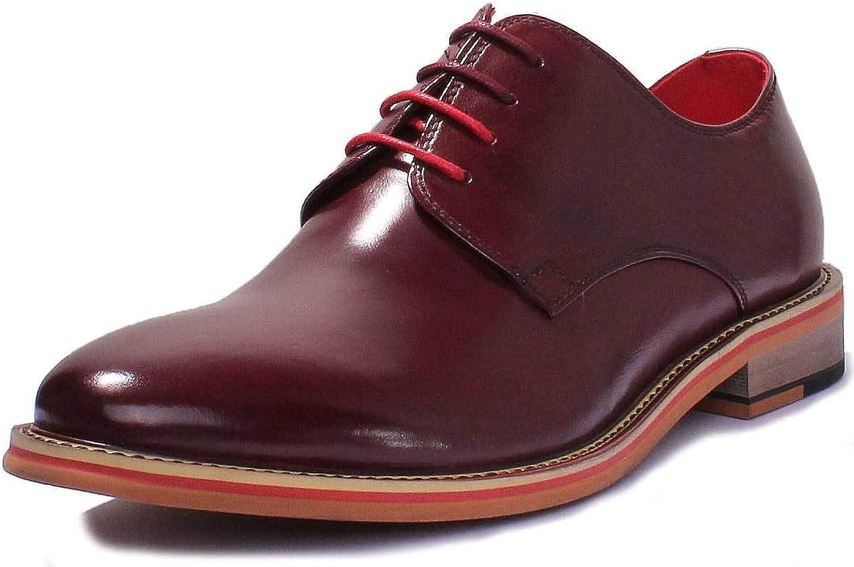 Justin Reece Original Formal Designer Hand Made Suede Derby shoes