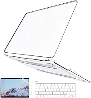 BELK Compatible with MacBook Pro 13 inch Case 2020-2016 with/without Touch Bar M1 A2338 A2289 A2251 A2159 A1989 A1706 A170...