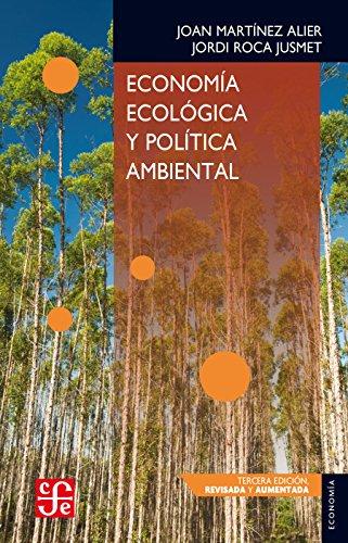 Economía ecológica y política ambiental (Economia)